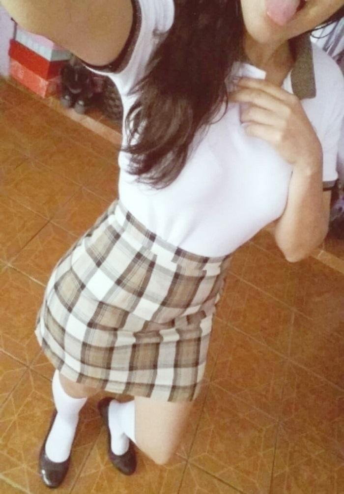Colegiala Michelle Guzman Ornellas